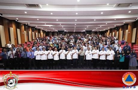 Mahasiswa Unhan Terima Kuliah Umum dari Kepala BNPB