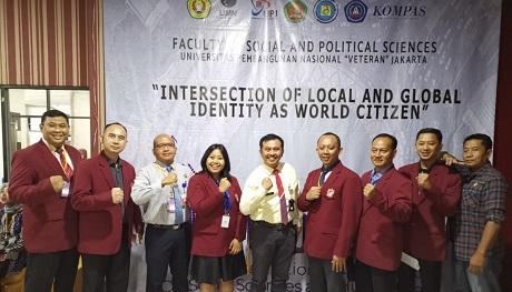 Mahasiswa Unhan Laksanakan capacity building Jakarta International Conference on Social Science and Humanities 2019