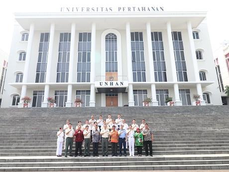 Unhan terima Kunjungan Delegasi Japan Joint Staff College (JSC)