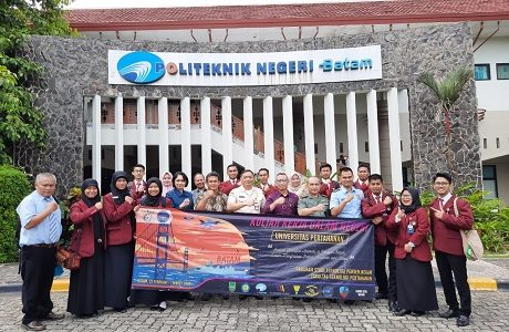 KKDN Mahasiswa Fakultas Teknologi Pertahanan Unhan Lanjutkan Penelitian Kunjungi MRO Lion Grup dan Lanud Hang Nadim Batam