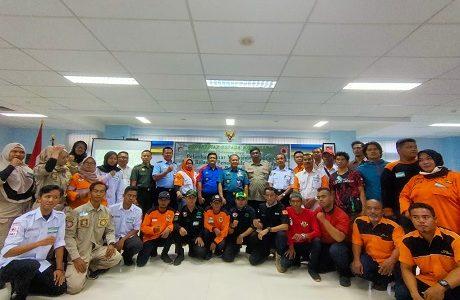 Bersama BPBD Balikpapan, Manajemen Bencana UNHAN Inisiasi Pelatihan Manajemen Bencana Kepada Para Relawan Bencana Kota Balikpapan