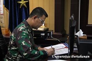 Unhan Laksanakan Penandatanganan MoU dengan Institut Pertanian Bogor (IPB)