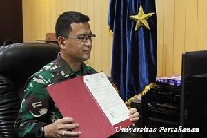 Unhan Laksanakan Penandatanganan MoU dengan Institut Teknologi Sepuluh Nopember Surabaya (ITS)