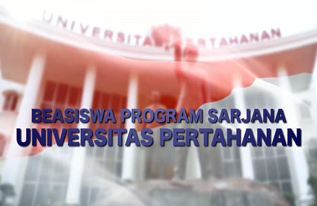 Penerimaaan Mahasiswa Baru S1 Universitas Pertahanan