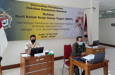 Seminar Hasil KKDN Fakultas Keamanan Nasional