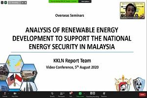 Seminar Hasil KKLN FMP