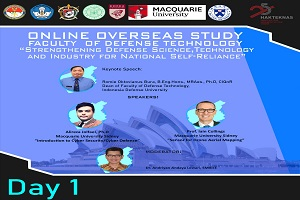 FTP Unhan Laksanakan KKLN Online Overseas Study