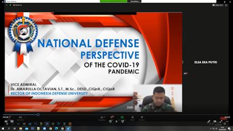 Rektor Unhan : Peran aktif masyarakat merupakan kunci utama dalam pencegahan dan pengendalian COVID-19