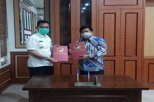 Unhan Laksanakan MoU dengan PT. Biro Klasifikasi Indonesia Persero (BKI)