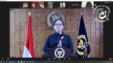 Kuliah Umum oleh Ketua DPR RI Dr. (H.C) Puan Maharani
