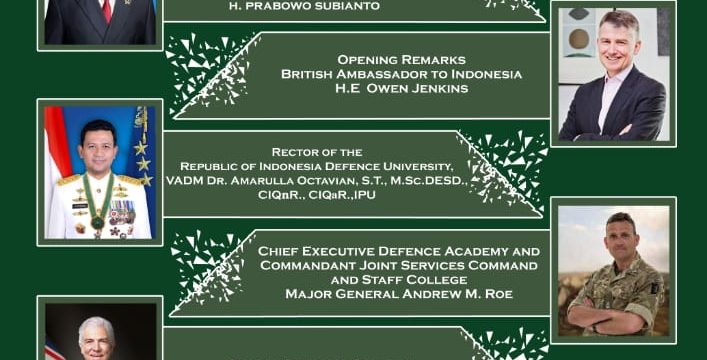 Short Course on Managing Defense in a Wider Security Contex (MDWSC) TA.2021