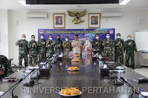 LPPPM Unhan RI Laksanakan Workshop Penyusunan Dokumen dan Asesmen SAR (Self Assessment Report)