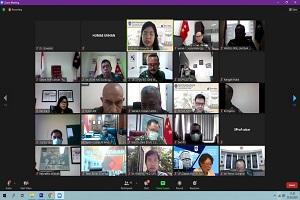 Unhan RI Laksanakan Diskusi Potensi Kerja Sama Penelitian dengan Pusat Penelitian Politik LIPI
