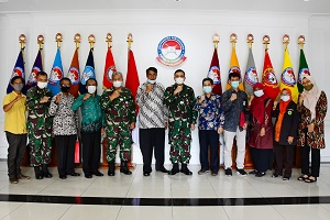 Unhan RI Terima Audiensi Institut Agama Islam Negeri Syeikh Nurjati Cirebon