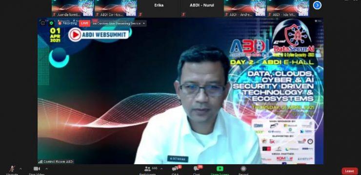 Rektor Unhan RI Tegaskan Pentingnya Kedaulatan Data dan Keamanan Siber di Era Internet of Things (IoT)