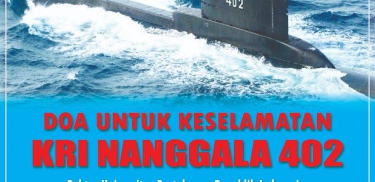 Kita Doakan Keselamatan Kapal Selam KRI Nanggala 402 Beserta Seluruh Awaknya