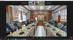 Rektor Unhan RI  Courtesy Call Execitive Deputy Chairman Of RSIS