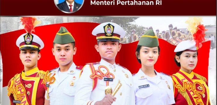Peresmian Resimen Kader Mahasiswa S1 Unhan RI