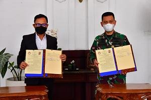 Unhan RI Laksanakan MoU dan Perjanjian Kerja Sama (PKS) dengan Pemerintah Daerah Kota Bogor