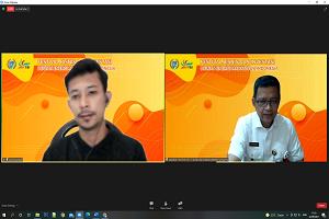 Rektor Unhan RI Menjadi Narasumber Pada Webinar Festival Bisnis dan Investasi Dewan Energi Mahasiswa Indonesia (FBI)