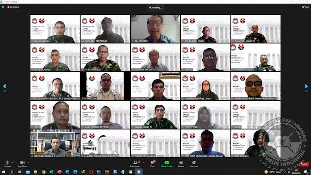 Unhan RI Bersama Universitas Pendidikan Indonesia Gelar Pelatihan Applied Approach Untuk Tingkatkan Kompetensi Dosen Hadapi Global Challenge